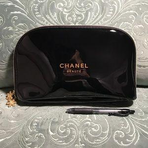 Large Chanel VIP Gift Makeup Bag